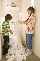 Lo que hay que utilizar para un drenaje inodoro atascado