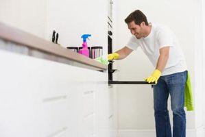 Cómo limpiar fácilmente su horno
