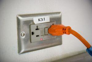 Cómo ejecutar un GFI eléctrica