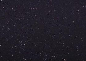 Cómo hacer que los techos se ve como el cielo nocturno